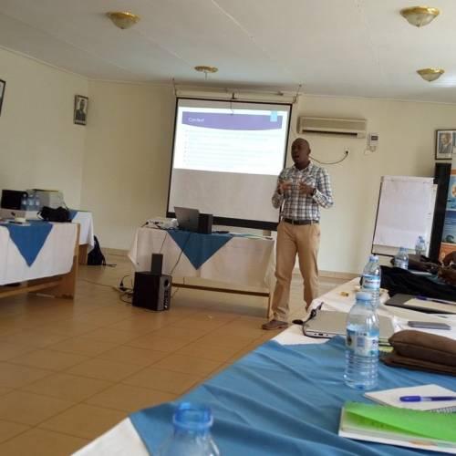 HEWASA presenting experiences